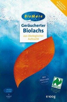 BioMare Lachs, geräuchert