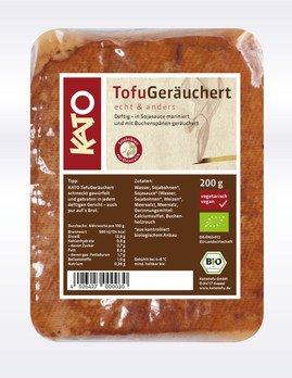 Tofu, Räuchertofu v. Kato