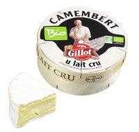 Camembert Gillot au lait cru
