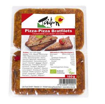 Bratfilets Pizza Pizza