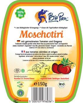 Moschotiri Oregano/Tomate 50%F