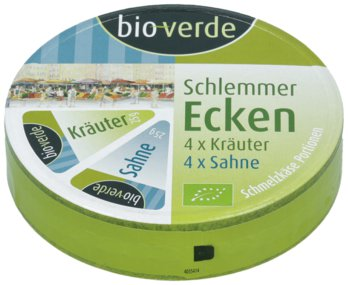 Schlemmer-Ecken Sahne/Kräuter