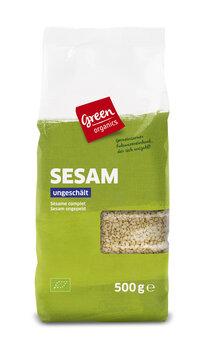 green Sesam ungeschält