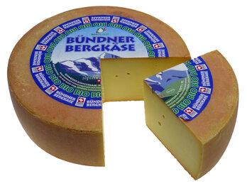 Bündner Bergkäse 45%F