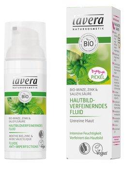 Hautbildverfein. Fluid Minze