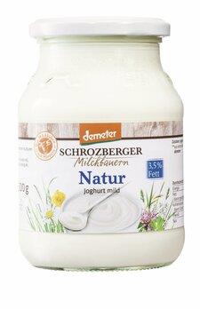 Joghurt Demeter natur 3,5 %