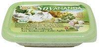 Frischkäse Kräuter-Knoblauch vegan, Soyananda