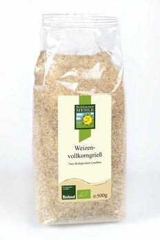 Weizenvollkorngrieß