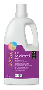 Waschmittel flüssig 2l Lavendel