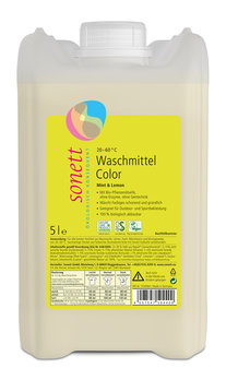 Waschmittel color 5l Mint&Lemo
