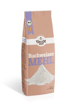 Buchweizenmehl, Vollkorn glutenfrei