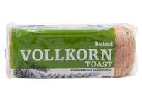 Weizen Vollkorn Toast