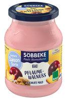 Fruchtjoghurt Pflaume Walnuss