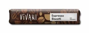 Schokoriegel Espresso Biscotti