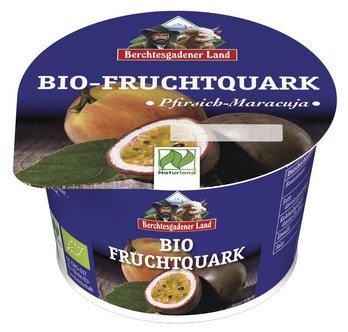 Fruchtquark, Pfirsich-Maracuja