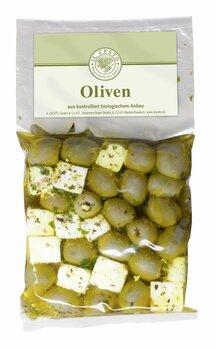 Feta Oliven Mix mariniert