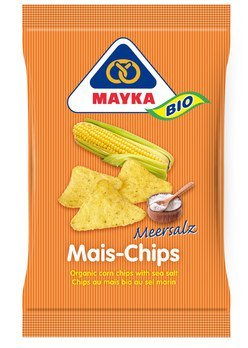 Mais-Chips, Natur