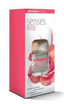 Raumduft senses ROSE