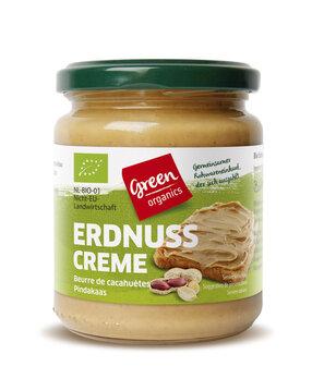 green Erdnuss-Creme