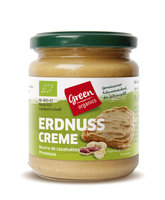 green Erdnuss-Creme