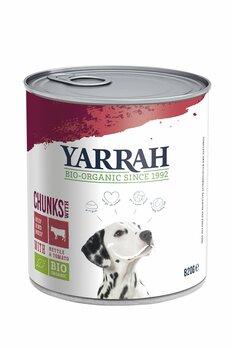 Hunde Bröckchen Rind in Soße
