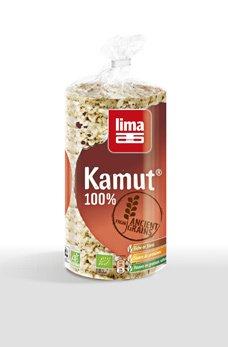 Getreidewaffeln 100% Kamut