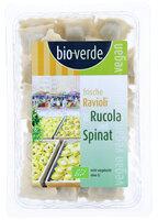 Ravioli Rucola Spinat vegan