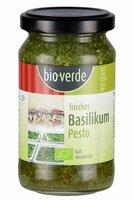 Frisches Basilikum Pesto vegan