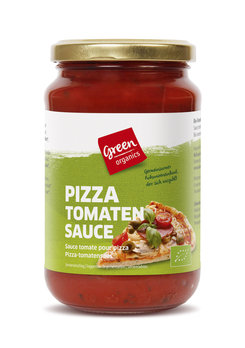 green Pizza-Sauce