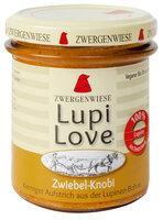 LupiLove Zwiebel-Knoblauch Brotaufstrich