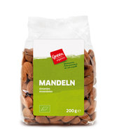 green Mandeln