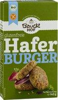 Haferburger glutenfrei