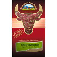 Rumpsteak a.Knochen gereift