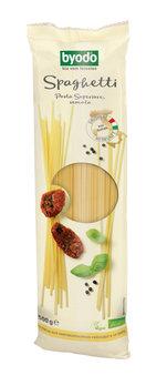 Spaghetti, semola