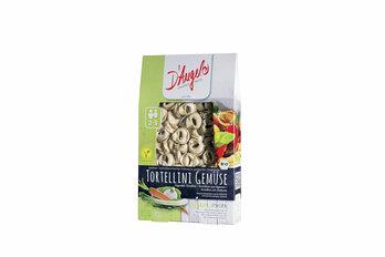 Gemüse-Tortellini