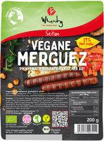 Veganwurst Merguez