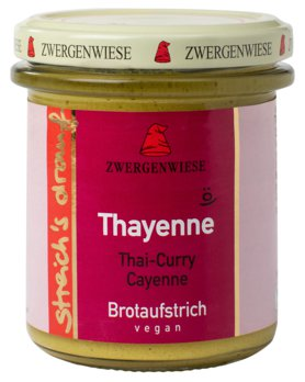 Thayenne Thai-Curry-Cayennepfeffer