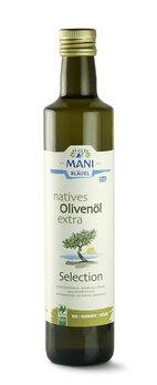Griechisches Olivenöl, nativ