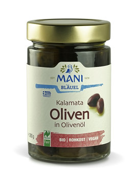Kalamata Oliven in Olivenöl