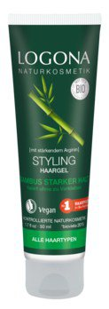 Styling Haargel Bambus
