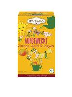 Ayurvedischer Tee, Aufgeweckt-Zitrone Apfel & Ing