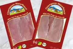 Fondue-Fleisch Pute+Hähnche
