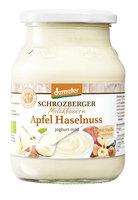 Fruchtjoghurth Demeter Apfel-Haselnuss