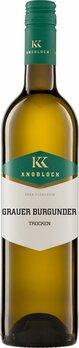 Grauer Burgunder (Knobloch)