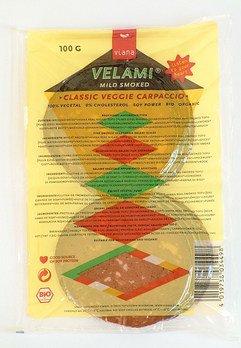 Velami, würziger veganer Aufschnitt