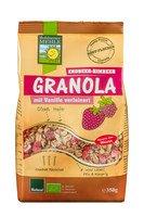 Granola Erdbeer-Himbeer