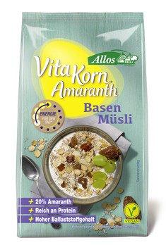 VitaKorn Amaranth Basen Müsli
