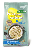 VitaKorn Amaranth Basis Müsli