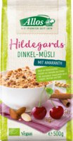 Hildegards Dinkel-Müsli