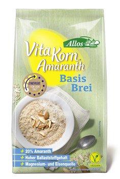 VitaKorn Amaranth Basis Brei Müsli